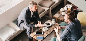 Business Mentor Client relationship generally more informal than with Coach